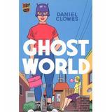 Libro Ghost World- Novela Gráfica- Daniel Clowes