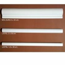 Listeles Y Molduras Cerámicas De Terminación. 1,5 X 30 Cm