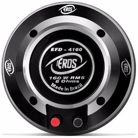 Driver Fenolico Eros Efd4160 160w Rms 8 Ohms Profissional