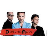 Entrada Depeche Mode-campo Gral- Mercadolider!!