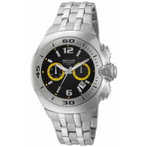 Relógio Seculus Masculino Chronograph Moderno 24765g0sgna2-