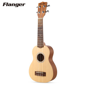 Instrumento Musical Flanger Fu 80s Ukulele De 4 Cuerdas 21in