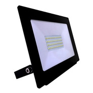 Reflector Proyector Led 50w Interelec Ip65 L Calida Exterior