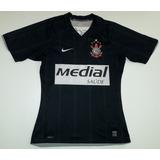 Camisa Do Corinthians Medial 2008 no Mercado Livre Brasil 36431f48faa07