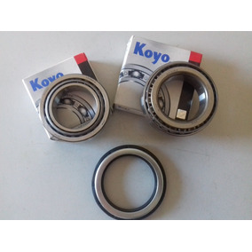 Kit Rolamento De Roda Toyota Bandeirante 82 Em Diante - Koyo