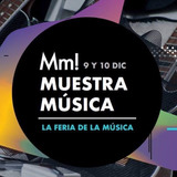 Entrada Muestra Música! La Feria De La Música 9/12