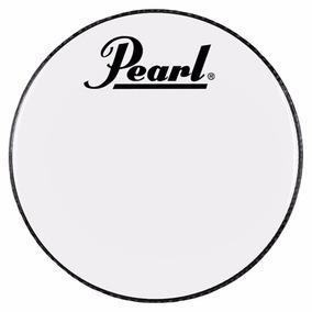 Pele Resposta Bumbo Pearl 18 Protone Branca Pth-18ceqpl