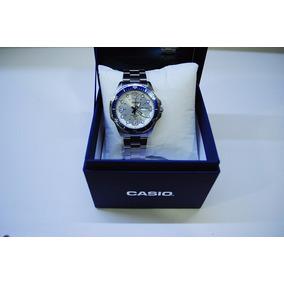Reloj Casio Mtd100d-7a2wc Para Hombre