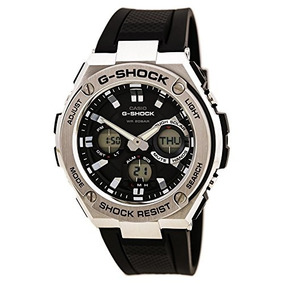 Casio Mens G Shock Quartz Stainless Steel And Resin Casual W
