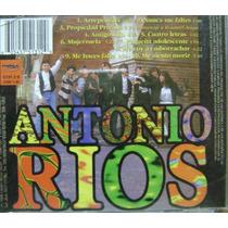 Antonio Rios-cumbia De Los 90-cd Difusion-joyita