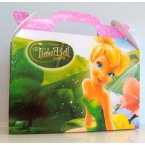 Bolsita Valijita Tinkerbell Souvenir Infantiles Pack X30