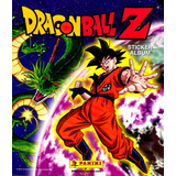 Laminas Album Dragon Ball Z Panini 2015