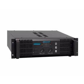 Amplificador Potência Oneal Op 8500 - 2000 Wts