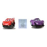 Play Set Disney Infinity 1.0 Carros - Mcqueen & Holley