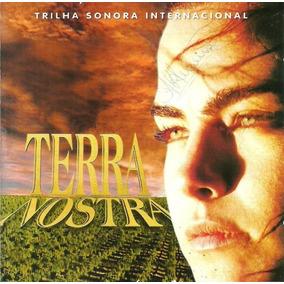 Cd Novela Terra Nostra Trilha Internacional Vol 1 Lacrado