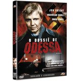 Dvd - O Dossiê Odessa - Jon Voight - Novo - Lacrado