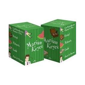 Livro - Box Marian Keyes 5 Volumes Melancia Sushi Ferias