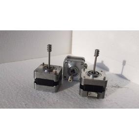 Motor De Passo 17 Híbrido Impressora 3d E Cnc + Chicote