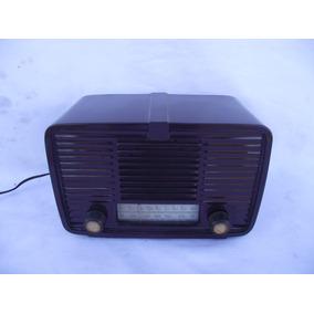 Antigo Radio Em Baquelite Funcionando (c-168)