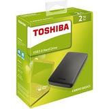 Disco Duro Externo 2 Tb Toshiba -original - Envio Gratis Hoy