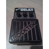 Pedal Delay Analogo Rocktek 750 Envió Gratis