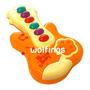 Guitarra-Naranja