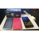 Smartphone Acer Z410 Con Accesorios 9/10