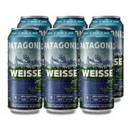 Patagonia Weisse . Cerveza . 473ml X 6 - Tomate Algo® -