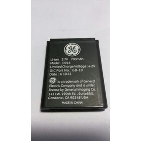 Bateria Camera Fotografica Ge E1680w