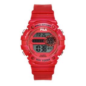 Relógio Digital Fila Feminino 38-099-003 100m Prova D
