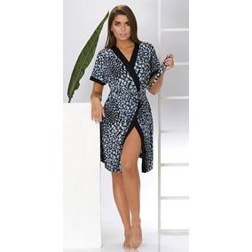 Bata Mujer Verano Lencatex Seda Fria - Modelo 8142