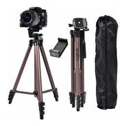 Tripé Celular/câmera Wt3130 De Aluminio Greika