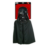Disfraz Rubies Mascara Y Capa Darth Vader De Star Wars