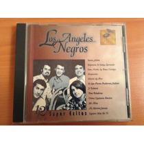 Los Ángeles Negros 12 Súper Éxitos Cd Álbum