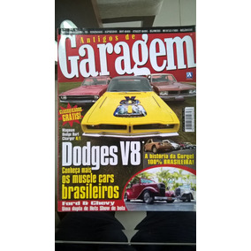 Revista Antigos De Garagem N# 2