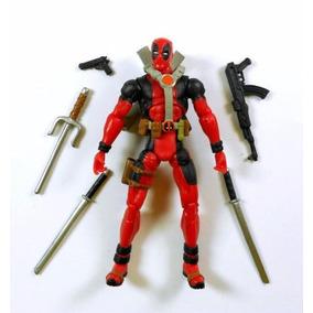 Marvel Legends Universe Deadpool Loose M 10 Cm - Brinquetoys