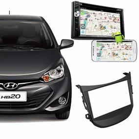 Multimidia Com Espelhamento Hyundai Hb20 Dvd Gps Cam Re