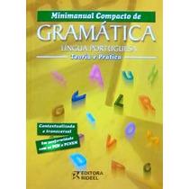 Mini Manual De Gramatica Lingua Portuguesa + Brinde