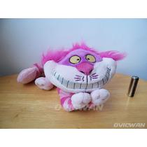 Peluche Del Gato Cheshire Risón Alicia País Maravillas Dy306