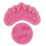 Hacer Su Propia Torta De La Princesa De La Corona Con Estos
