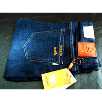 Calça Jeans * Hermes Paris * 100% Algodão - Importada