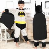 Pijama Kigurumi Homem Heroi Batman Aranha Sob Encomenda