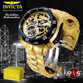 Reloj Invicta Reserve Venom 16298 Tourbillon Automatico