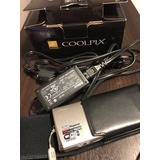 Camara Nikom Coolpix S50c 7.2mpx