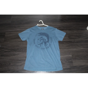 Camiseta Diesel Only The Brave Tamanho P.