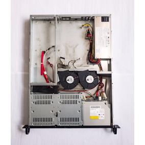Gabinete Servidor Supermicro 1u Sc811l-350b - Usado