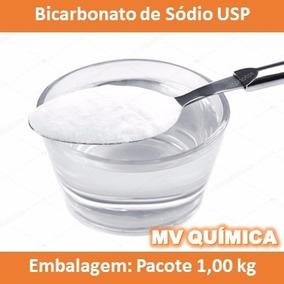 Bicarbonato De Sódio Usp - 1kg
