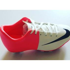 Chuteira Nike Mercurial Victory 3 Branca azul( Frete Gratis ... 1c71725384653