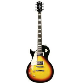 Guitarra Para Canhoto Les Paul Strinberg Clp 79 - Sunburst