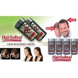 Hair So Real Fibra Capilar Elimina La Calvicie En 1 Minuto
